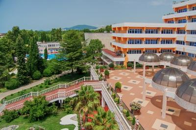 Программы детоксикации в санатории Южное взморье